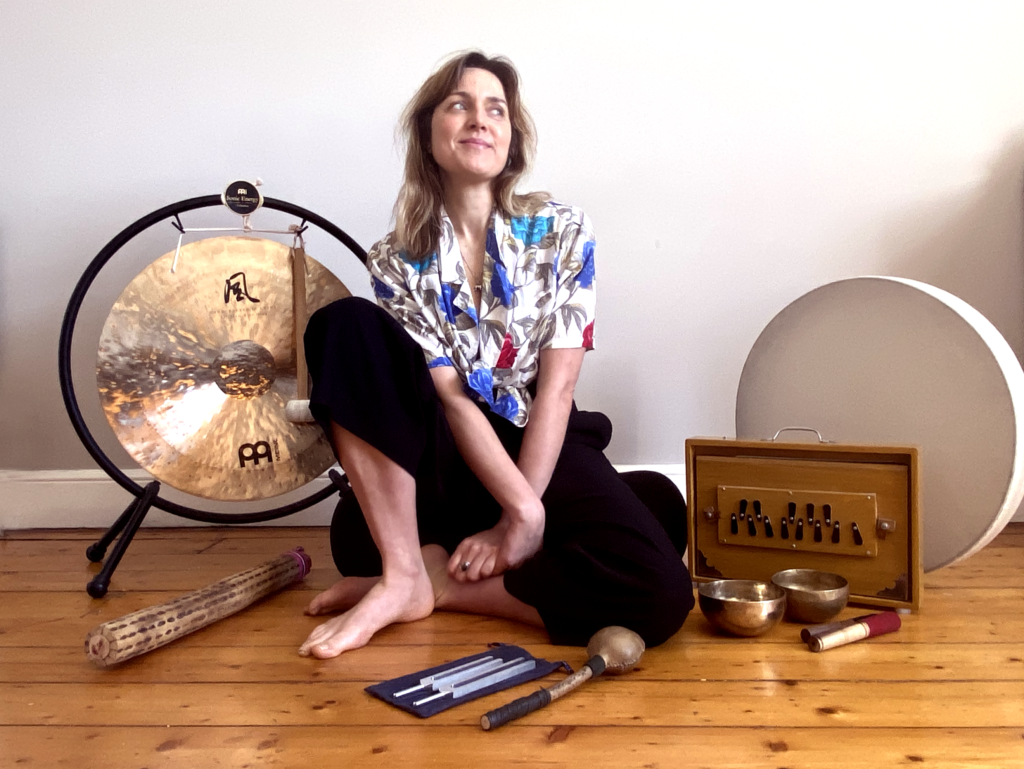 Charlotte Boyd - Sound Healing Practitioner, Edinburgh